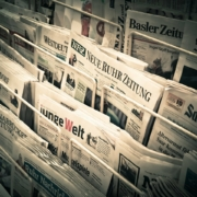 Newspapers are a key element in the media relations mix